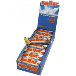 Body Attack Milk Bar  24 vnt./ 35 g