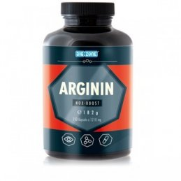 Big Zone Arginin NOX-Boost (150 Kaps.)