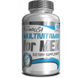Multivitamin For Men 60 tabl.