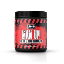 MAN UP 120 TABL.
