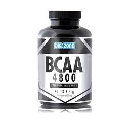 BIG ZONE BCAA 4800 / 150 kaps.