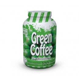 Green Coffee Žalia kava 100 kaps.