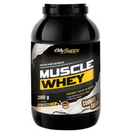 Proteinas Muscle Whey 2kg