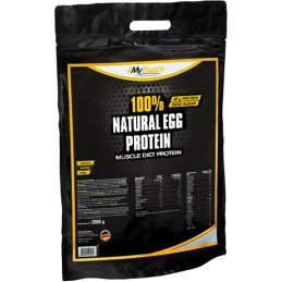 Natural Egg Protein 2000g