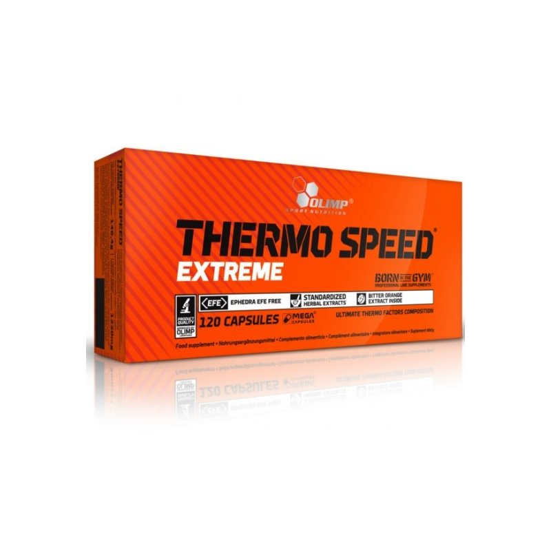 Thermo Speed Extreme 120 kaps