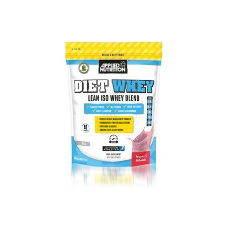 Applied Nutrition Diet Whey 1000g / 40  porcijų