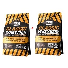UNS Classic Whey 100% 1500g