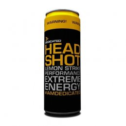 Dedicated Head Shot Xtreme Energy drink 355ml