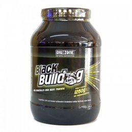 Big Zone Black Bulldog (1250g)