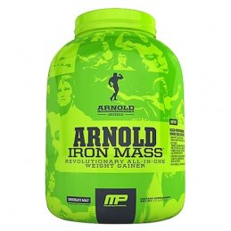 MusclePharm Iron Mass