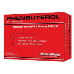 MuscleMeds Phenbuterol
