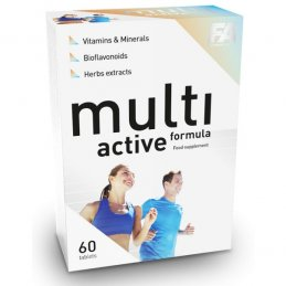 Vitaminai  MultiActive 60 tabl.