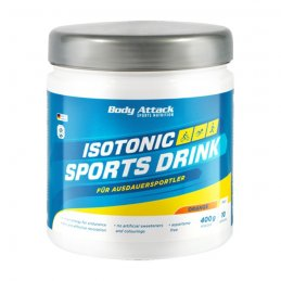 Body Attack Isotonic sport drink 400g