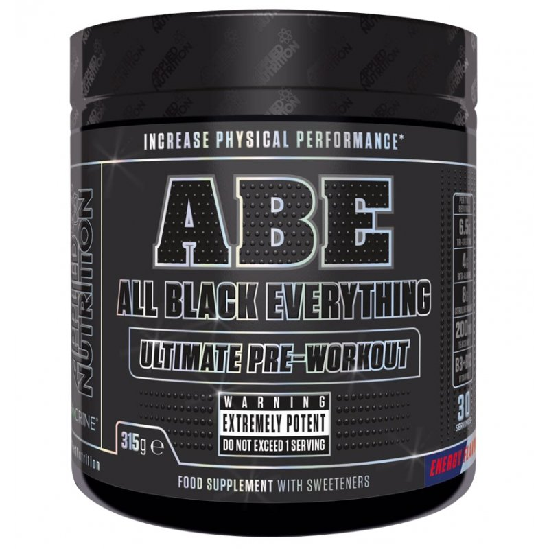 ABE ( All black Everything ) 315g