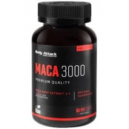 Body Attack Maca 3000 90 kaps.