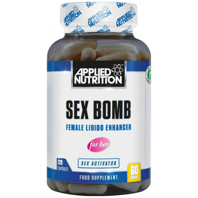 SEX BOMB FEMALE  120 kapsulių
