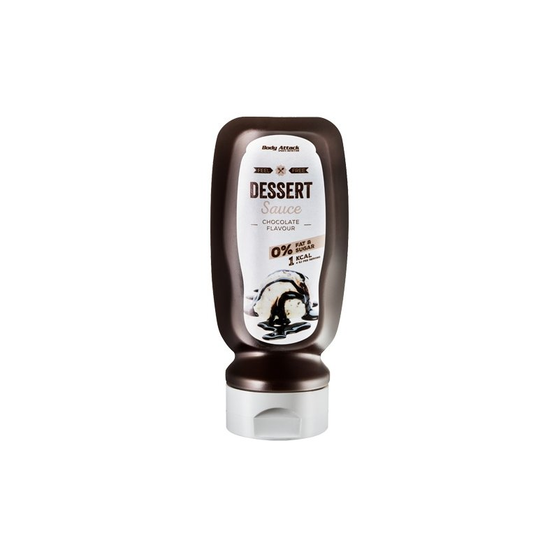 Dessert Sauce Chocolate Flavour - 320 ml