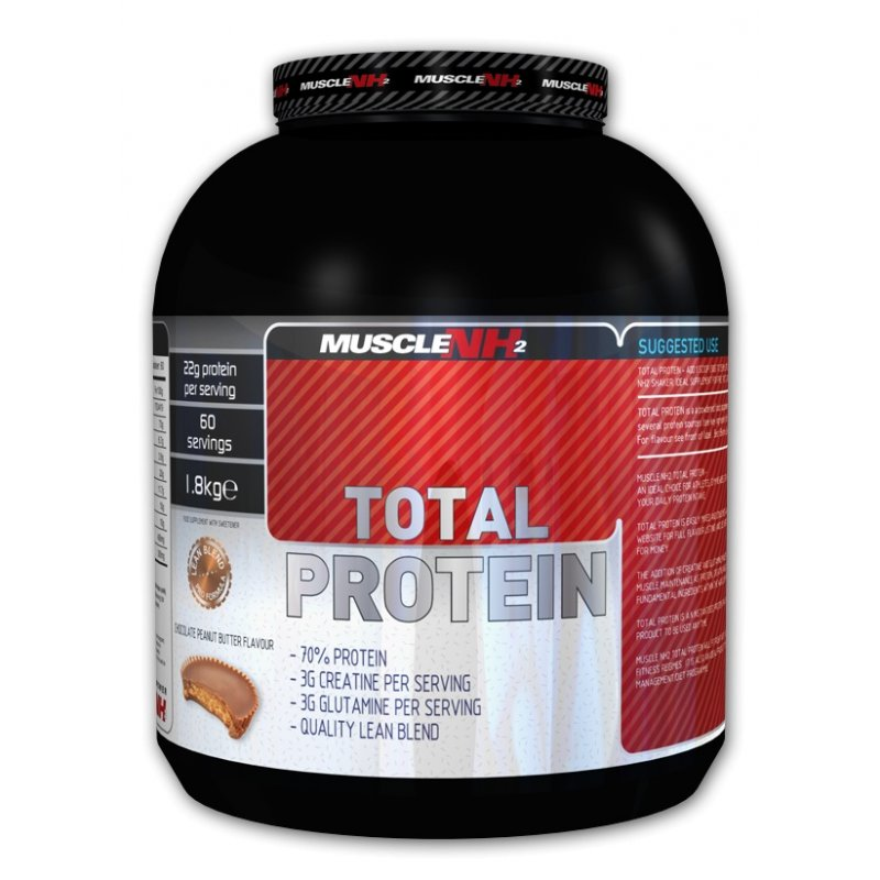 Proteinas Total 1800g