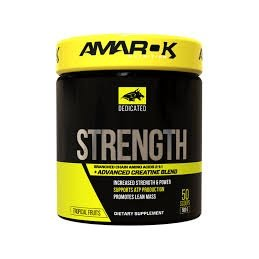 Amarok  BCAA STRENGTH 500g.