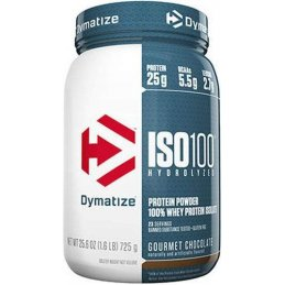 ISO100 HYDROLYZED 900g.