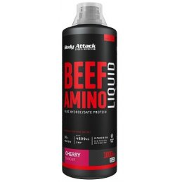 Body Attack Beef Amino...