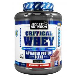 CRITICAL Whey Proteinas...