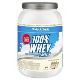Body Attack 100% Whey...